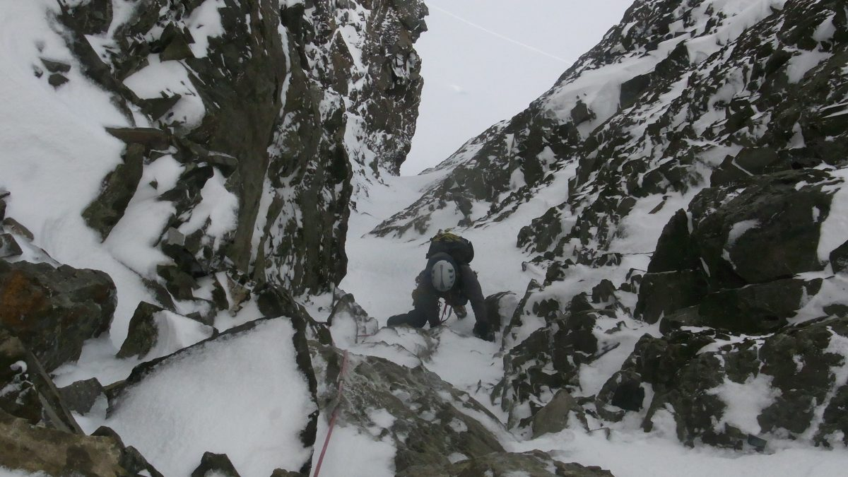 NZ Winter Mountaineering