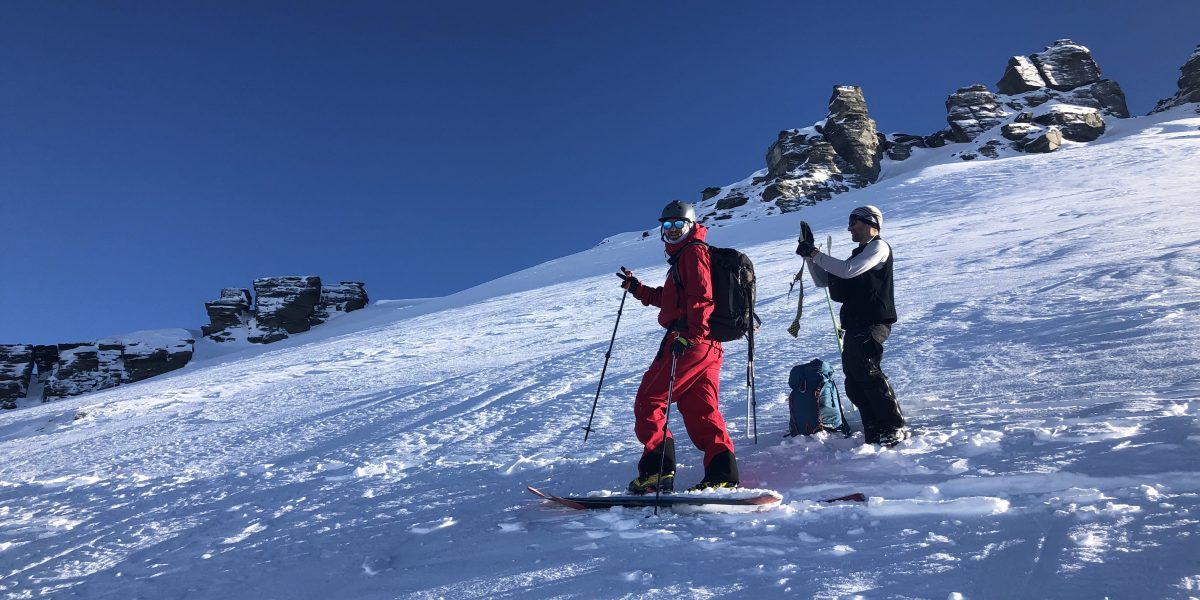 Daily Ski Touring - Local