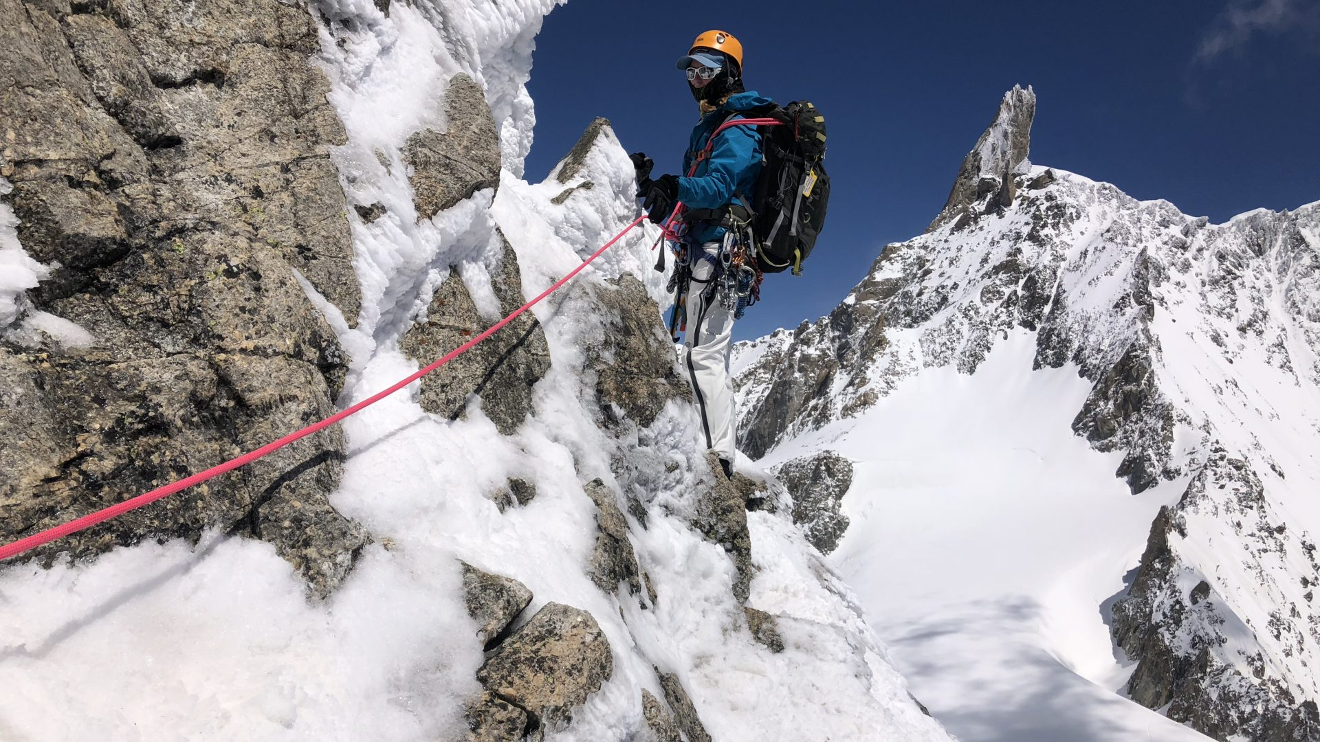 Mountaineering and Guided Ascents