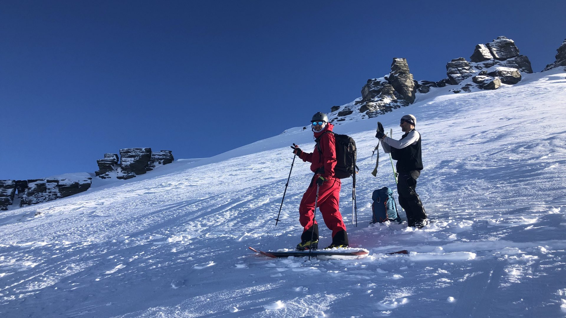 Daily Ski Touring - Local