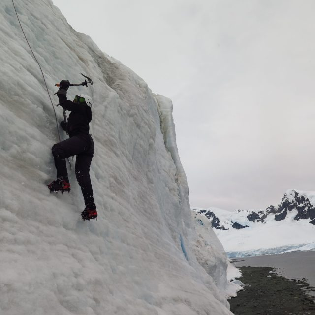 Antarctic Peninsula – Danco Ice Climbing – 23rd December