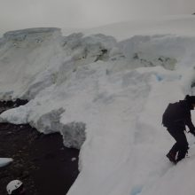 Antarctic Peninsula – Foyn Harbour Ice Climbing – 25th December