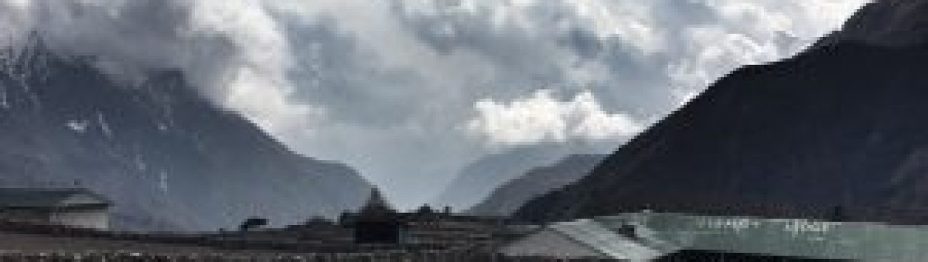 The High Road to Pangboche