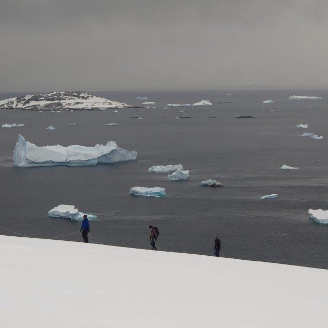 Antarctic Peninsula – Ketley Point – 25th December
