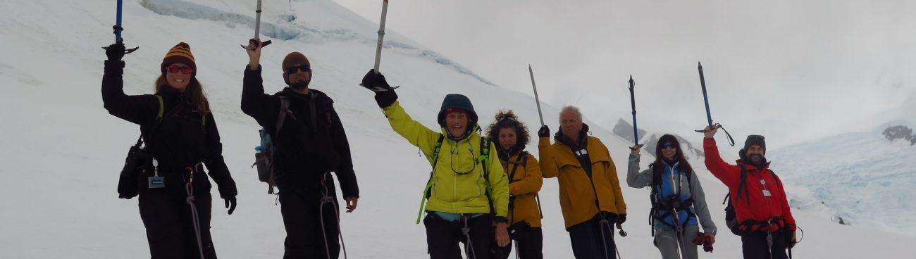 Antarctic Peninsula – Neko Harbour – 21st December